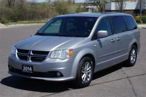 2014 Dodge Grand Caravan 30th Anniversary Stow 'N Go ~ Leather