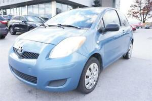 2009 TOYOTA YARIS 2 DOOR | MANUAL 5 SPEED|