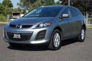 2010 Mazda CX-7 GX 1-Owner *No Accident* Leather - SunRoof