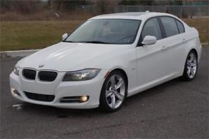2011 BMW 3 Series 335i Only 068,746KM Loaded!