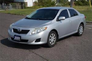 2009 Toyota Corolla	CE *No Accident*