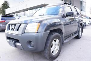 2005 Nissan Xterra Off-Road|MANUAL|ONTARIO VEHICLE |NO ACCIDENT