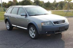 2004 Audi Allroad In Very Good Condition.