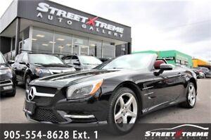 2013 Mercedes-Benz SL550 AMG |ACCIDENT FREE|NAVI|MASSAGING SEATS