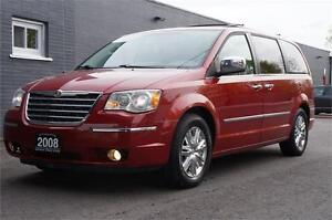 2008 Chrysler Town & Country Limited ** Leather ~ Navigation **