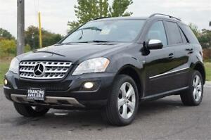 2009 Mercedes-Benz ML320 3.0L Bluetec *No Accident* Mint!