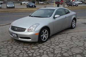 2004 Infiniti G35 Coupe *099,924KM* No Accident ~ Like New