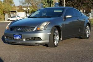 2005 INFINITI G35 Coupe Sport 6MT REV Edition