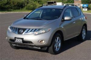 2009 Nissan Murano SL AWD Clean Car
