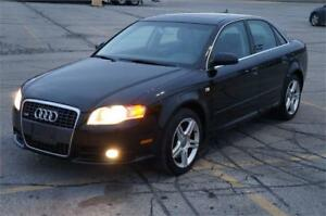 2008 Audi A4 2.0T S-Line Quattro No Accident Very Clean Car!