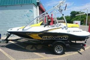 2009 Seadoo .......BAD CREDIT FINANCING AVAILABLE !!