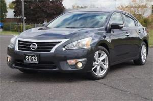 2013 Nissan Altima SL Top Of The Line Leather ~ Navigation