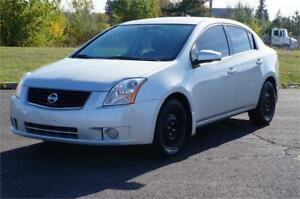 2008 Nissan Sentra 2.0 S *Low Km* Clean Car!