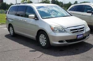 2005 Honda Odyssey EX 8-Passenger Power Sliding Door Very Clean