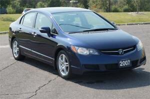 2007 Acura CSX Premium 5-Speed Manual ~ No Accident ~ Very Clean