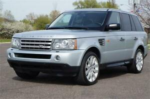 2007 Land Rover Range Rover Sports 4WD Supercharged Very Clean