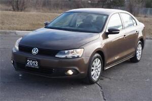 2013 Volkswagen Jetta Comfortline Clean Car!