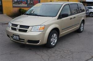 2010 Dodge Grand Caravan SE  Low Km
