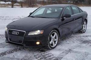 2010 Audi A4 2.0T Premium Plus Quattro Navigation Sunroof Mint!