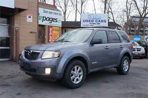 2008 MAZDA TRIBUTE GS 4x4  *2-Yrs Warranty*