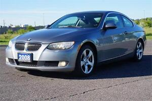2009 BMW 3 Series 2dr Cpe 328xi Drive AWD SULEV Very Clean!