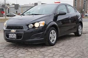 2013 Chevrolet Sonic LT *095,773 KM* NO ACCIDENT MINT CONDITIONT
