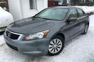 2008 Honda Accord LX *147,000km* Automatique A/C / GRP ELEC !