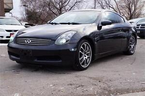 2005 Infiniti G35 Coupe *** Mint Condition 2-Yrs Warranty ***