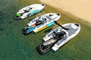 HIGH QUALITY SEALVER BOATS TO TURN YOUR SEADOO INTO A BOAT