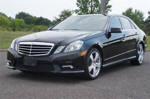 2010 Mercedes-Benz E-Class E 350 Top Of The Line Super Mint!!!