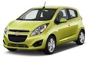 2013 Chevrolet Spark LT/Loaded/Accident Free/WE FINANCE at 2%