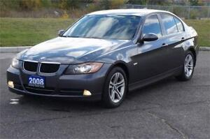 2008 BMW 3 Series 328i *Low Km* Mint Condition!