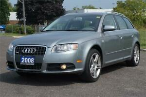 2008 Audi A4 2.0T Avant S-Line Clean Vehicle Loaded!