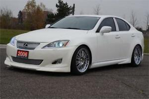 2006 Lexus IS 350 *No Accident* 035,354KM Like New!