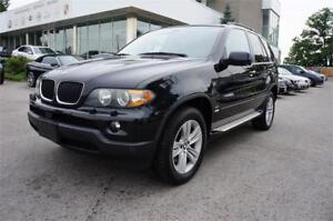 2006 BMW X5 3.0i EXCELLENT CONDITION-PANORAMIC-NO ACCIDENT