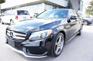 2015 Mercedes-Benz C-Class C 300|AMG|NAVIGATION|ONTARIO VEHICLE