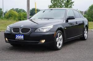 2008 BMW 5 Series 528xi Clean Car!