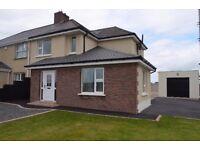 3 Bedroom Semi Detached House To Rent, Kilnacart Road, Eglish, Dungannon