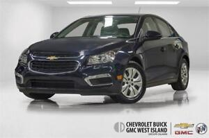 2016 CHEVROLET CRUZE LIMITED LT TURBO DÉMARREUR BLUETOOTH