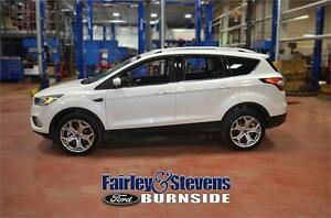 2017 Ford Escape Titanium! Roof!