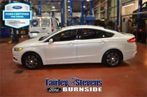 2013 Ford Fusion SE! Navigation! Leather!