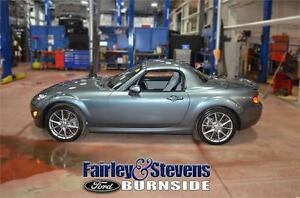 2011 Mazda MX-5 GT! 6 Speed!