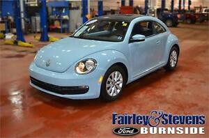 2014 Volkswagen Beetle Coupe 1.8T Sunroof Heated Seats