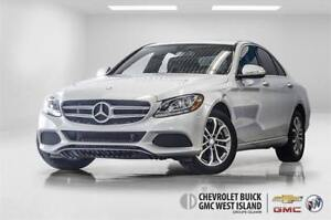 2015 MERCEDES C300 4MATIC