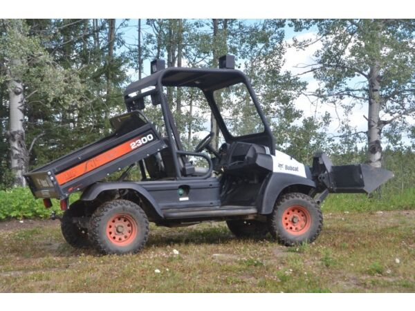 Used 2008 Other Bobcat 2300 Side by Side Utility Vehicle