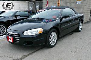 2004 Chrysler Sebring GTC | DONT PAY FOR 6 MONTHS!!!    OAC