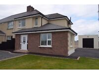 3 Bedroom Semi - Detached House, Eglish, Dungannon