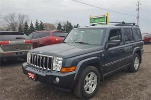 2007 Jeep Commander Sport London Ontario image 1