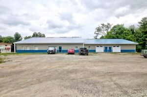 Commercial Building for Sale - 245 Moonstone Road East