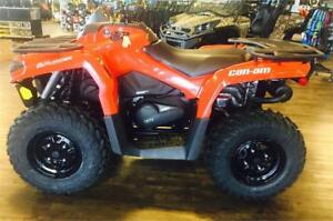 New 2018 Can-AM Outlander 450,